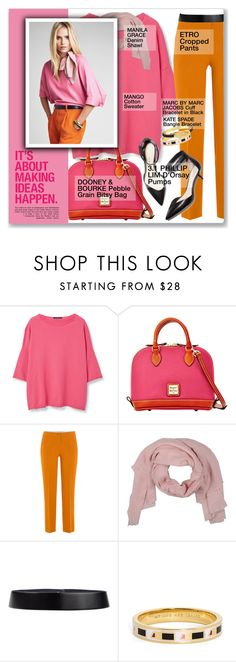 """""""MAKING IDEAS HAPPEN"""" by emmas-fashion-diary ❤ liked on Polyvore featuring MANGO, Dooney & Bourke, Etro, Manila Grace, Jil Sander, Kate Spade, Marc by Marc Jacobs and 3.1 Phillip Lim"""