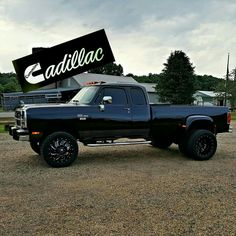 Old Dodge Trucks, Lowered Trucks, Jacked Up Trucks, Dually Trucks, Classic Chevy Trucks, Cool Trucks, Big Trucks, Pickup Trucks, Chevrolet Trucks