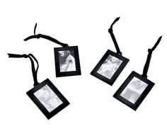 Amazon.com - Extra Hanging Picture Frames For Family Tree (Set Of 4) - Single Frames
