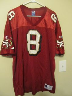 9a2852165 Steve Young - San Francisco 49ers jersey - Champion Adult 48  Champion   SanFrancisco49ers San