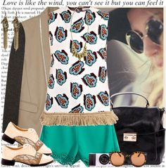 """409 : I am going to have to start following my brain. My heart is clearly an idiot.♥"" by ruppy on Polyvore"