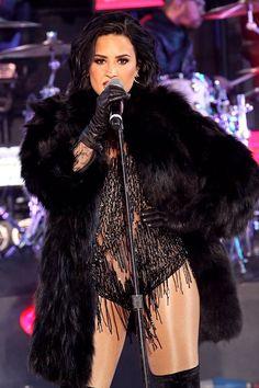 Demi Lovato NYE