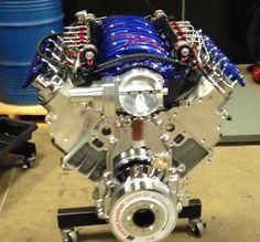 Ls Engine, Bays, Garage Ideas, Engineering, Trucks, Awesome, Shop, Motors, Berries