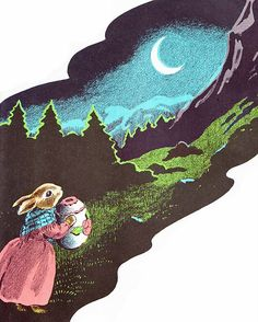The Country Bunny and the Little Gold Shoes ~ Du Bose Heyward and Majorie Flack, 1939. Only children's book he wrote.