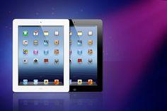 iPad 3 32GB Wi-Fi - 2 Colours!