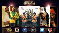 Gyal Time Riddim Mix (January 2015) Trobak E.M.G Production