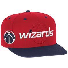 Men s Washington Wizards adidas Red 2016 NBA Draft Snapback Hat Nba Draft cde91a437579