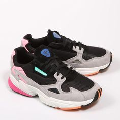 c26161414e New Adidas Women's Sneakers Falcon. #Sneakers Trendy Womens Sneakers,  Sneaker Outfits Women,