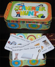 My Delicious Amuity Scavenger Hunts For Kids With Free Printables Several Cute Ideas Diffe Themes