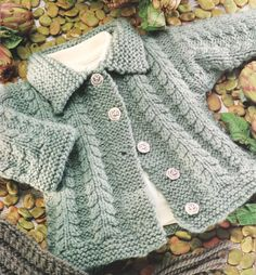 601368b11 48 Best Baby Cardigan Knitting Patterns images