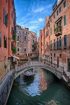 Venice, Veneto, Italy via the site making dreams come true: http://www.exquisitecoasts.com/