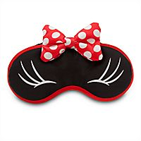 Minnie Mouse Plush Sleep Mask. Yup I do feel I need this in my life
