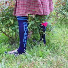 Shiggy Socks from On After Creations for $10.00