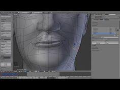 Tutorial facial rig basico en blender español [1/2] - YouTube