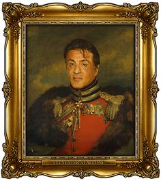 General_Famous_Silvester_Stallone