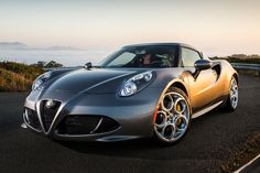 The Alfa Romeo 4C sports car is due to go in sale in Australia early in 2015 - finally!