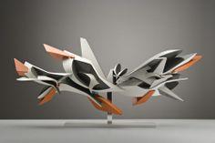 Sculpture EN Résine DE Peeta Graffitti EN 3D Pièce Unique