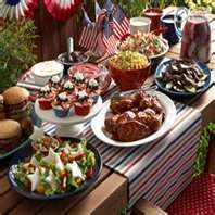 food for a 4th of july party