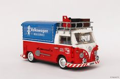 """VOLKSWAGEN T1 """"ROAD SERVICE"""" – """"CANVAS"""" PICK-UP   Flickr - Photo Sharing!"""