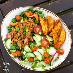 We often get asked about Lamb recipes so we thought we'd come up with a recipe for an old favourite of ours, Syn Free Slow Cooked Kleftiko Lamb. Healthy Eating Recipes, Diet Recipes, Cooking Recipes, Slow Cooking, Healthy Meals, Low Carb Breakfast, Breakfast For Kids, Lamb Recipes, Slow Cooker Recipes