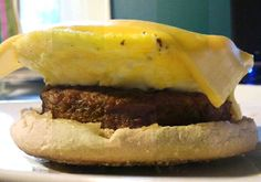 """Sage Advice for Dieting: """"Sausage, Egg and Cheese Muffin 