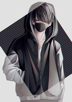 Anime Demon Boy, Anime Devil, Dark Anime Guys, Cool Anime Guys, Hot Anime Boy, Handsome Anime Guys, Anime Boys, Manga Kawaii, Chica Anime Manga