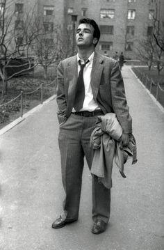 I protagonisti davanti all'obiettivo di Stanley Kubrick