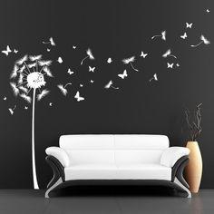 "Wandtattoo Loft ""Pusteblume mit vielen Schmetterlingen"" -... https://www.amazon.de/dp/B00AFVSJ1Q/ref=cm_sw_r_pi_dp_x_RMLzybBQAVPAX"