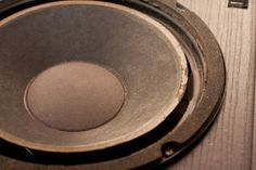 Re-foam Your Old Speakers : 18 Steps (with Pictures) - Instructables Diy Electronics, Electronics Projects, Carver Amplifier, Small Hinges, Home Theater Installation, Power Wire, Diy Speakers, Smart Home Automation, Speaker Design