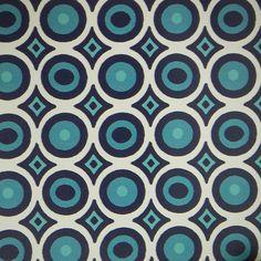 debenhams graphic 2 by print & pattern Circle Pattern, Pattern Art, Abstract Pattern, Motifs Textiles, Textile Patterns, Motif Vintage, Vintage Patterns, 3d Foto, Pretty Patterns