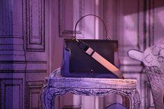 The Bathurst bag, Anya Hindmarch SS13 #LFW