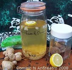 Ginger Beer Water-Kefir - This is quite possibly the original Ginger Beer Recipe. It is suggested that water kefir-grains were referred to as the Ginger Beer Plant when the culture was first introduced to the west, by British soldiers on their return back from the Crimean War.