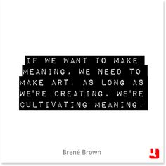 #brenebrown #thegiftsofimperfection #creativity