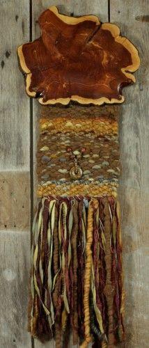 Wall Hanging - Sunrise Sunset - Loom Woven