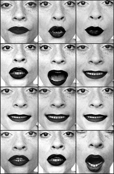 Natalia LL SŁOWO 1971 fotografie 400x270cm