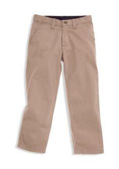 J. Khaki Khaki Slim Twill Pant Boys 4-7
