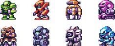 Robots by AlbertoV.deviantart.com on @DeviantArt
