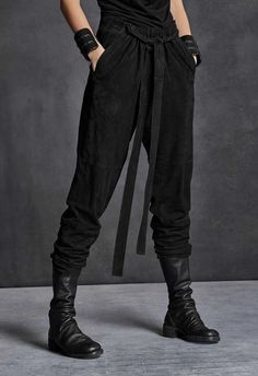 Butter-Soft Suede Karate Pant – Urban Zen ❣