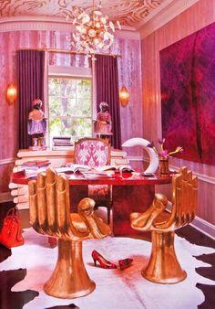 Kelly Wearstler's Office