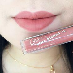 Colourpop Ultra Blotted Lip Zuma Lip Swatch #kayxcake