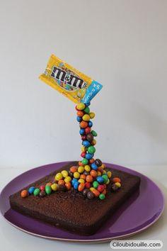 Faire un gravity cake (ou un gâteau suspendu)   Ciloubidouille