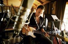 Bruce Springsteen - Home studio