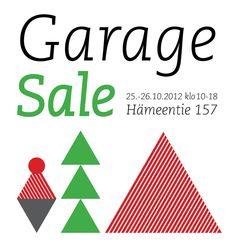 Garage Sale vol 2 at Hämeentie
