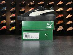 separation shoes 0bb69 a92b1 Rihanna x Puma Suede Creeper Og 361005 01 Black