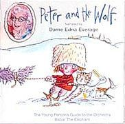 Peter and the Wolf Narrated by Dame Edna Everage   CD   ABC Shop