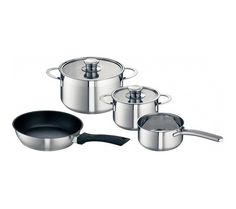 Cooking Made Easy With The Perfect Set Of Pots And Pans By German Quality  Brand BOSCH