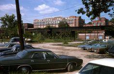 Vintage Richmond: Lucky Strike Factory Circa 1974
