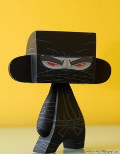 black ninja - Madl