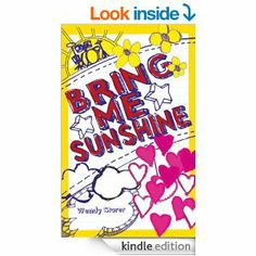 Wendy Storer, author of Bring Me Sunshine, was a featured #PUSHTUESDAY winner at Rave Reviews Book Club.