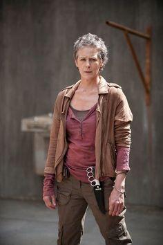 Carol ~ TWD Season 4